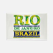 Rio De Janeiro Brazil Magnets