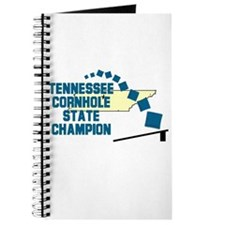 Tennessee Cornhole State Cham Journal