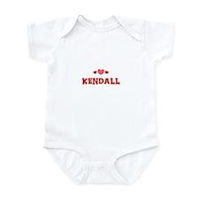 Kendall Infant Bodysuit