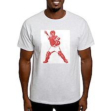 Yadi throwing T-Shirt