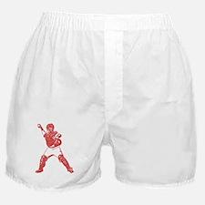 Yadi throwing Boxer Shorts