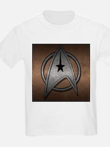 STARTREK TOS MOV METAL 2 T-Shirt