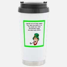racy limerick Travel Mug