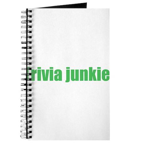 Trivia Junkie Journal