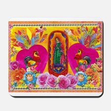 Our Lady of Color Mousepad