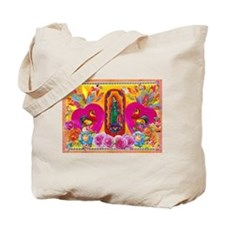 Our Lady of Color Tote Bag