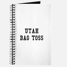 Utah Bag Toss Journal