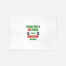 I'm a Havana Brown Daddy 5'x7'Area Rug