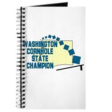 Washington Cornhole State Cha Journal