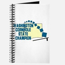 Washington Cornhole State Cha Journal