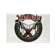 bow hunting brand looks great Rectangle Magnet