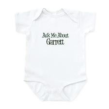 Ask Me About Garrett Infant Bodysuit