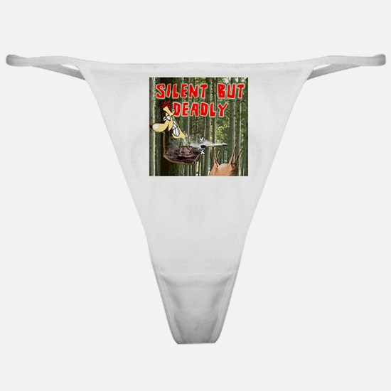 sulent but deadly Classic Thong