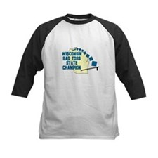 Wisconsin Bag Toss State Cham Tee