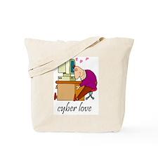 Cute E online Tote Bag