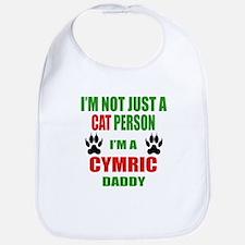 I'm a Cymric Daddy Bib
