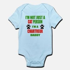 I'm a Chartreux Daddy Infant Bodysuit