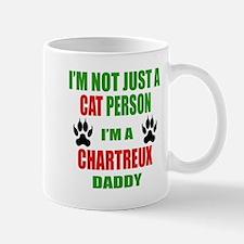 I'm a Chartreux Daddy Small Small Mug