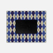 Blueberry Scone Argyle Picture Frame