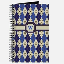 Blueberry Scone Argyle Journal