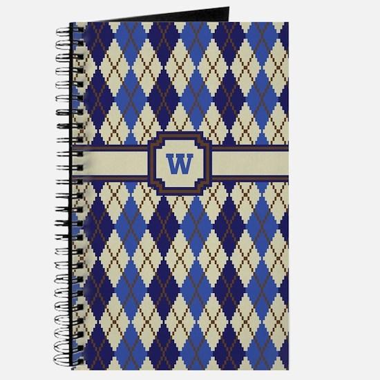Blueberry Scone Argyle Journal