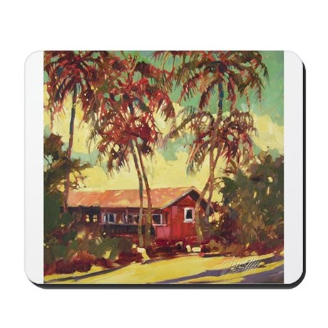 Paradise Remembered Mousepad