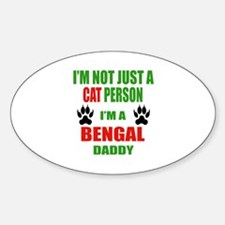 I'm a Bengal Daddy Decal