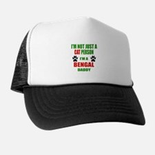 I'm a Bengal Daddy Trucker Hat
