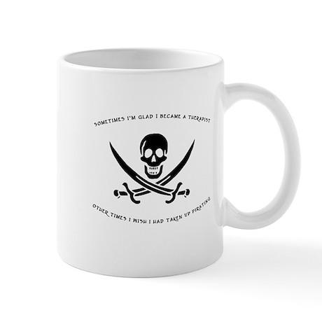 Pirating Therapist Mug