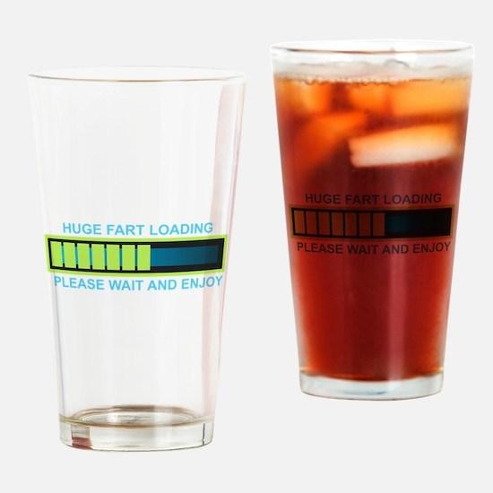 FART Drinking Glass