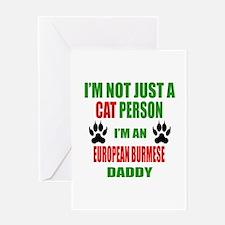 I'm an Ojos Azules Daddy Greeting Card
