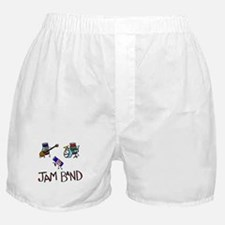 """Jam Band"" Boxer Shorts"