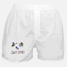 """""""Jam Band"""" Boxer Shorts"""