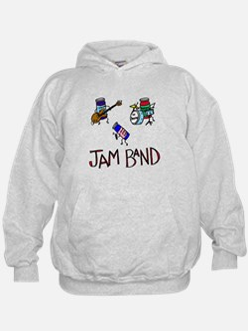 """Jam Band"" Hoodie"