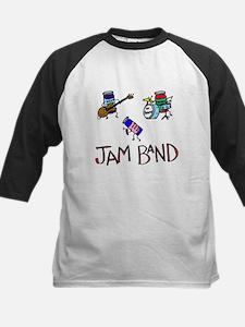 """""""Jam Band"""" Kids Baseball Jersey"""