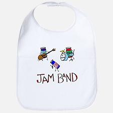 """Jam Band"" Bib"