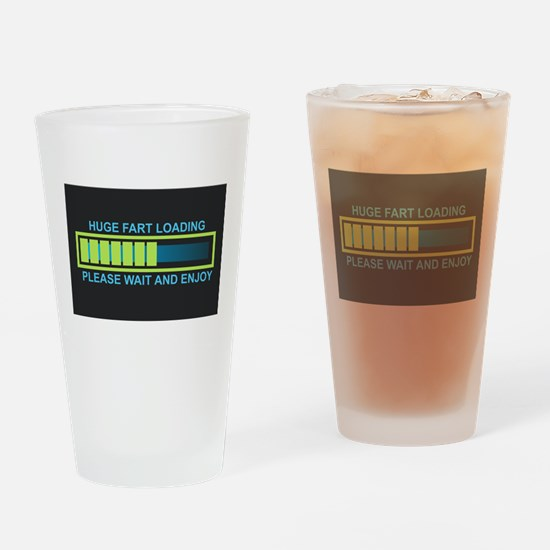FART Drinking Glass