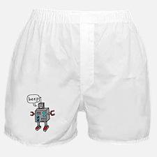 """""""Beep"""" Boxer Shorts"""