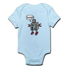 """Beep"" Infant Bodysuit"