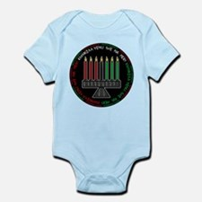 Happy Kwanzaa Infant Bodysuit