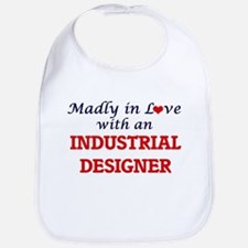 Madly in love with an Industrial Designer Bib