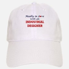 Madly in love with an Industrial Designer Baseball Baseball Cap