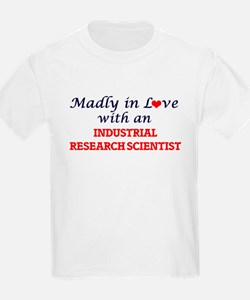 Madly in love with an Industrial Research T-Shirt