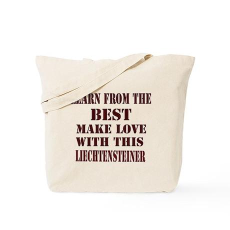 Learn about Liechtenstein Tote Bag