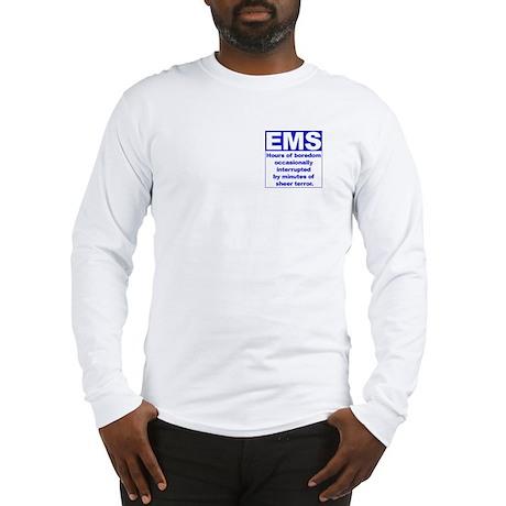 EMS - Boredom... Long Sleeve T-Shirt