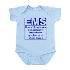 EMS - Boredom... Infant Bodysuit