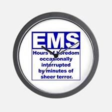 EMS - Boredom... Wall Clock