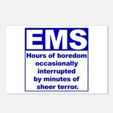 EMS - Boredom... Postcards (Package of 8)
