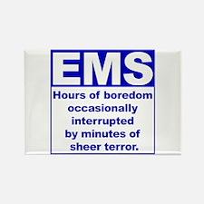 EMS - Boredom... Rectangle Magnet