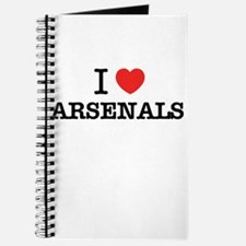 I Love ARSENALS Journal